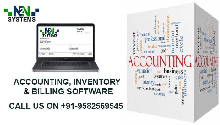 Buy Accounting Software In Delhi Inventory Software Billing Software - Invoice software with inventory